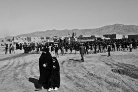 سوگواره چهارم-عکس 24-مرتضی امین الرعایایی-آیین های عزاداری