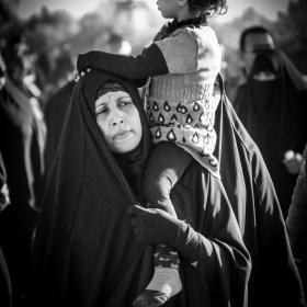 سوگواره چهارم-عکس 3-محمد رضا میثمی-پیاده روی اربعین از نجف تا کربلا