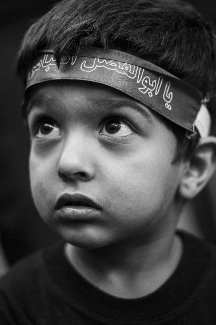 سوگواره دوم-عکس 9-سید سعید موسوی-جلسه هیأت فضای بیرونی