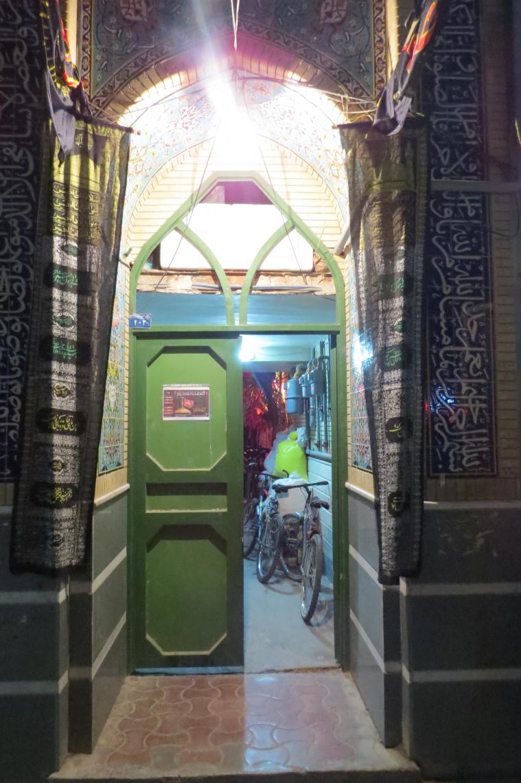 سوگواره چهارم-عکس 8-محمد رضایی-جلسه هیأت فضای بیرونی