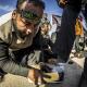 سوگواره پنجم-عکس 71-علی ابک-پیاده روی اربعین از نجف تا کربلا