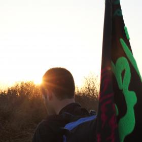 سوگواره سوم-عکس 5-عمار ابوالفتحی-پیاده روی اربعین از نجف تا کربلا
