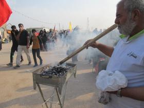 فراخوان ششمین سوگواره عاشورایی عکس هیأت-حسين  غيوري-بخش اصلی -جلسه هیأت
