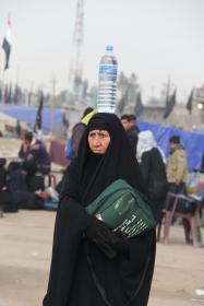 سوگواره دوم-عکس 15-امید توسنگ-پیاده روی اربعین از نجف تا کربلا
