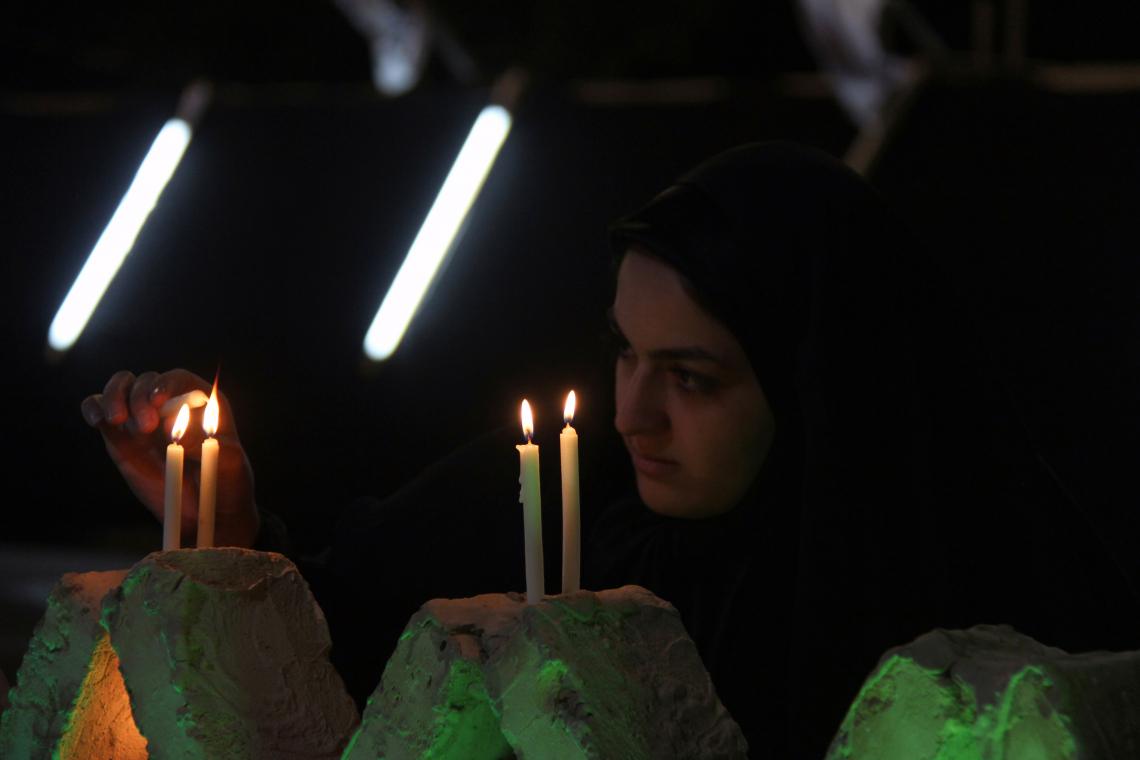 سوگواره پنجم-عکس 54-محمد حسین صفری رودبار-جلسه هیأت