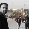 سوگواره دوم-عکس 2-سارا تاج الدین-پیاده روی اربعین از نجف تا کربلا