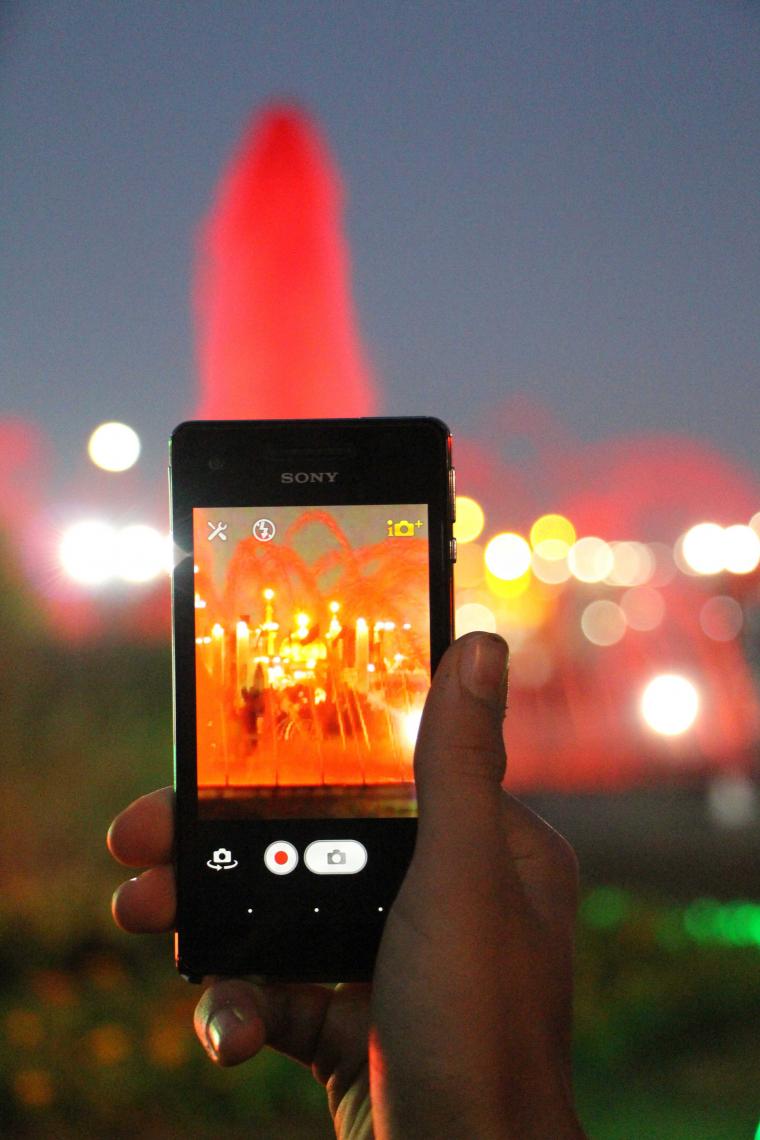 سوگواره سوم-عکس 4-محمد حسن غضنفری هرندی-جلسه هیأت فضای بیرونی