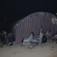 سوگواره دوم-عکس 13-امیر رضا فخری-پیاده روی اربعین از نجف تا کربلا