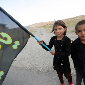 فراخوان ششمین سوگواره عاشورایی عکس هیأت-سامان خدایاری-بخش جنبی-هیأت کودک