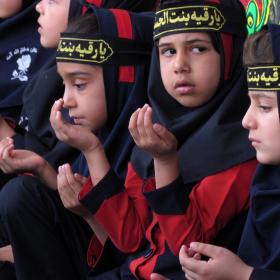 فراخوان ششمین سوگواره عاشورایی عکس هیأت-حجت اله کوهکن-بخش جنبی-هیأت کودک