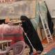 سوگواره سوم-عکس 51-سیده هاله حیدری-پیاده روی اربعین از نجف تا کربلا