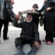 سوگواره سوم-عکس 41-احمد قارداش پور طرقی-پیاده روی اربعین از نجف تا کربلا