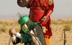 سوگواره دوم-عکس 1-محمدرضا  خسروی چاهک -جلسه هیأت فضای بیرونی