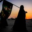 سوگواره چهارم-عکس 47-محمد حسن صلواتی-پیاده روی اربعین از نجف تا کربلا