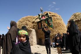 هشتمین سوگواره عاشورایی عکس هیأت-محمد شهبازی-بخش اصلی-سوگواری بر خاندان عصمت(ع)