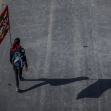 سوگواره پنجم-عکس 22-حسین علی پور-پیاده روی اربعین از نجف تا کربلا