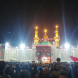 سوگواره پنجم-عکس 3-محمدحسین شکروی-پیاده روی اربعین از نجف تا کربلا