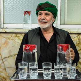 فراخوان ششمین سوگواره عاشورایی عکس هیأت-سید علیرضا رجایی شوشتری-بخش اصلی -جلسه هیأت