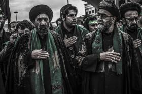 سوگواره سوم-عکس 2-علی گلستانی-آیین های عزاداری