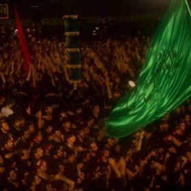 سوگواره سوم-عکس 7-محمد حسین ابراهیمی ورکیانی-جلسه هیأت فضای داخلی