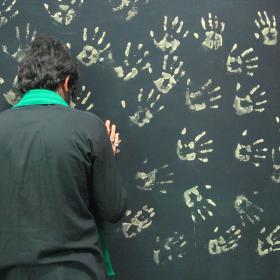 سوگواره دوم-عکس 12-سید صالح پورمعروفی-جلسه هیأت فضای بیرونی