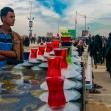 سوگواره چهارم-عکس 3-فاطمه جوادی-پیاده روی اربعین از نجف تا کربلا