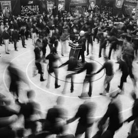 سوگواره پنجم-عکس 68-مهرداد  حسنی-جلسه هیأت