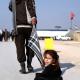 سوگواره چهارم-عکس 43-حمید عابدی-پیاده روی اربعین از نجف تا کربلا