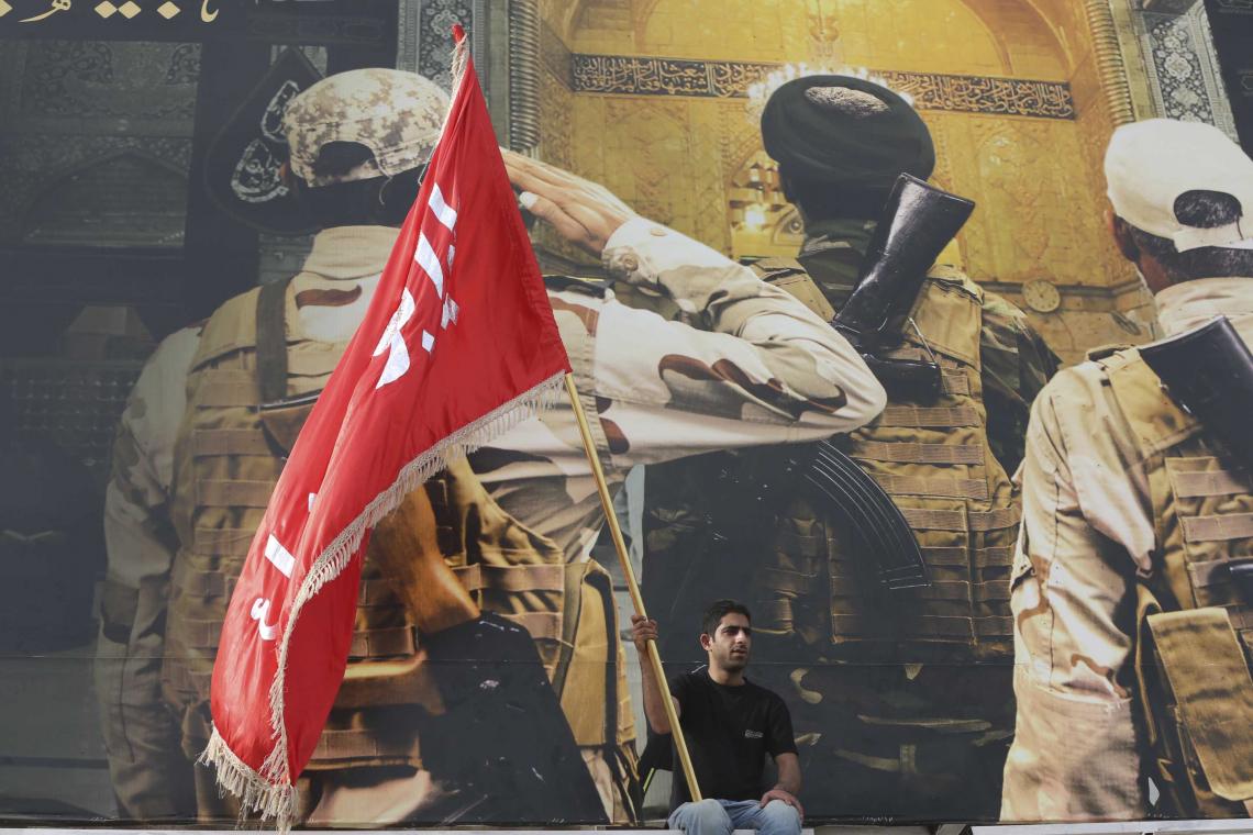 سوگواره چهارم-عکس 47-علی بیات-پیاده روی اربعین از نجف تا کربلا