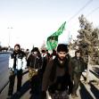 سوگواره دوم-عکس 1-حامد فخاری-پیاده روی اربعین از نجف تا کربلا