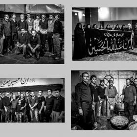 فراخوان ششمین سوگواره عاشورایی عکس هیأت-حسام الدین   باقری کفاش-بخش اصلی -جلسه هیأت
