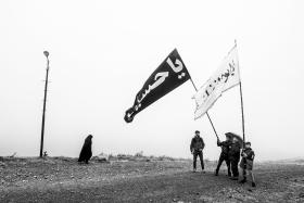 هشتمین سوگواره عاشورایی عکس هیأت-فرشید  احمدپور-بخش اصلی-سوگواری بر خاندان عصمت(ع)
