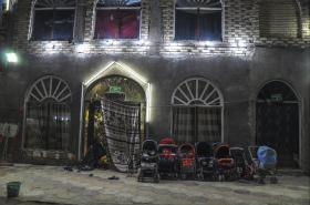 هشتمین سوگواره عاشورایی عکس هیأت-عمار رحمانی-جنبی-پیاده روی اربعین حسینی