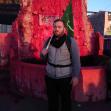 سوگواره دوم-عکس 5-حسین احمدی-پیاده روی اربعین از نجف تا کربلا