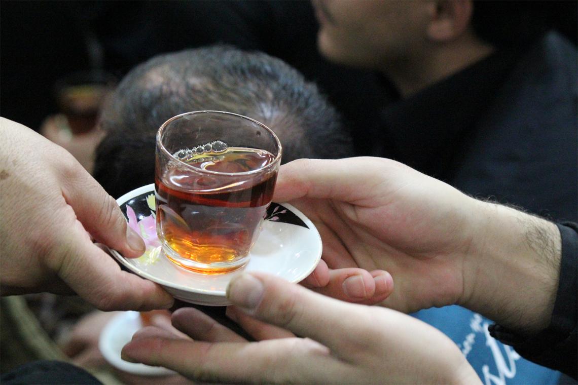 سوگواره پنجم-عکس 3-حسین رضائی سردره-جلسه هیأت