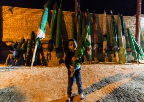 فراخوان ششمین سوگواره عاشورایی عکس هیأت-علی  حسن زاده-بخش اصلی -جلسه هیأت