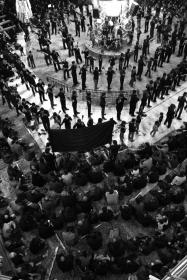 سوگواره سوم-عکس 14-محمد رضا پارسا-آیین های عزاداری