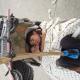 سوگواره سوم-عکس 2-امین علی ملایی-پیاده روی اربعین از نجف تا کربلا