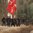 سوگواره پنجم-عکس 12-مسعود عطار-پیاده روی اربعین از نجف تا کربلا