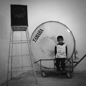 سوگواره سوم-عکس 32-حسین استوار -آیین های عزاداری