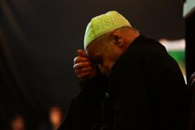 هشتمین سوگواره عاشورایی عکس هیأت-حمید ژولانژاد-بخش اصلی-سوگواری بر خاندان عصمت(ع)