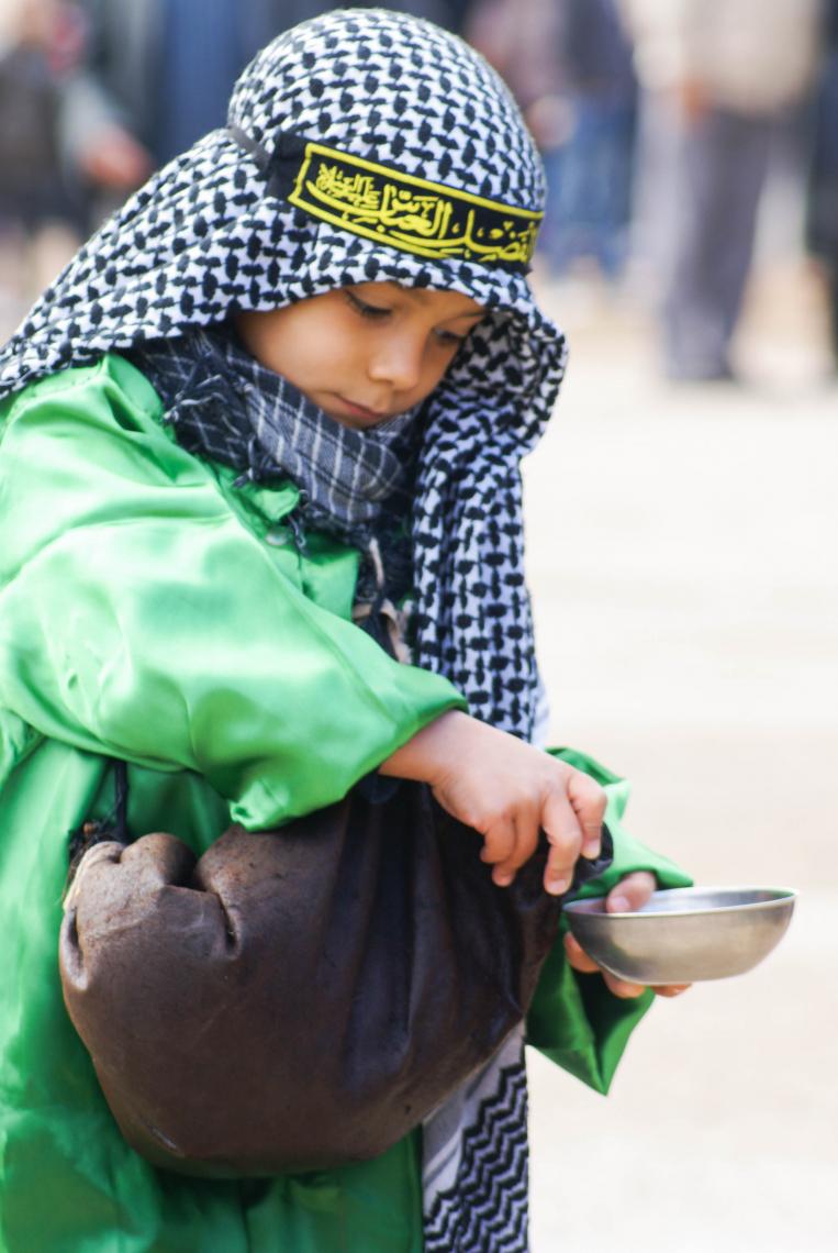 سوگواره چهارم-عکس 23-محمدرضا  خسروی چاهک -آیین های عزاداری
