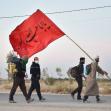 سوگواره پنجم-عکس 4-علی کریمی-پیاده روی اربعین از نجف تا کربلا