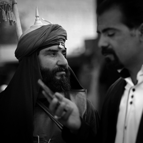 سوگواره سوم-عکس 29-حسین استوار -آیین های عزاداری