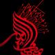 سوگواره چهارم-پوستر 41-عمار ابوالفتحی-پوستر عاشورایی