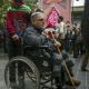 سوگواره پنجم-عکس 3-محسن کارآمد-پیاده روی اربعین از نجف تا کربلا