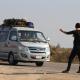 سوگواره چهارم-عکس 18-محمد حسن غضنفری هرندی-پیاده روی اربعین از نجف تا کربلا
