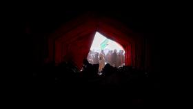 سوگواره چهارم-عکس 23-محمد طاها مازندرانی-پیاده روی اربعین از نجف تا کربلا