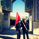 سوگواره چهارم-عکس 43-ابراهیم اکبری-آیین های عزاداری