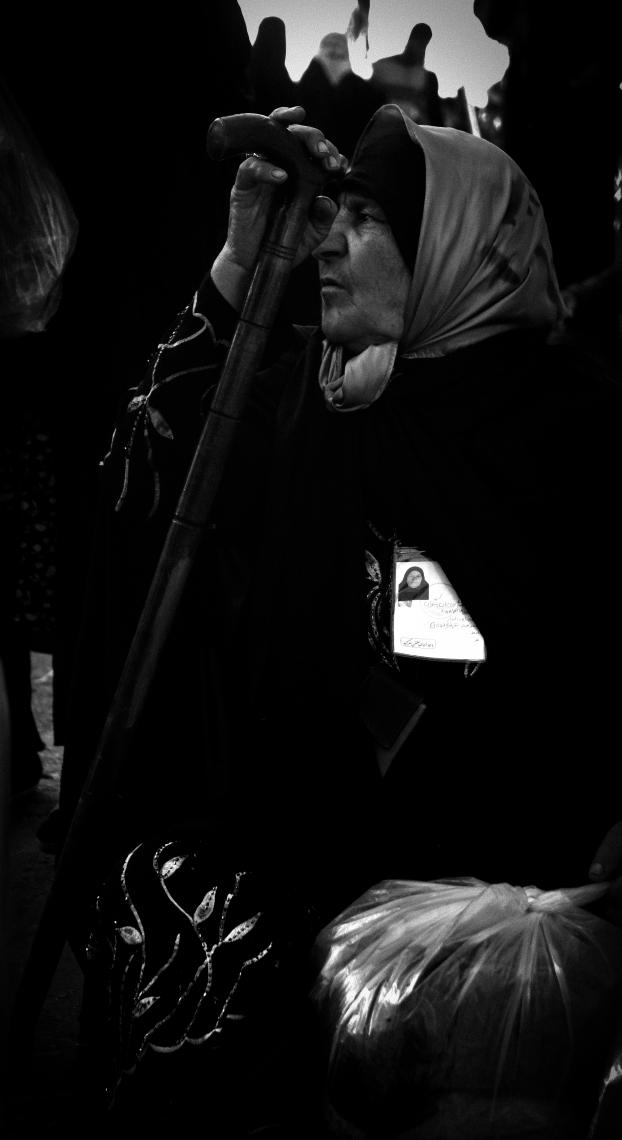 سوگواره پنجم-عکس 9-سید محمد امین کاظمی-پیاده روی اربعین از نجف تا کربلا